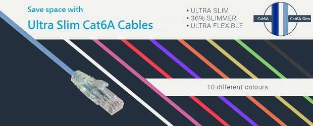 145 FT SuperEcable SKU-81975 Made in USA Pure Copper 23 AWG UTP Cat.6 Ethernet Patch Cable UL CMR PURPLE